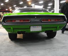 Image detail for -DODGE CHALLENGER RT FOR SALE
