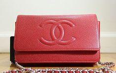 Chanel WOC! Balenciaga Designer, Chanel Designer, Chanel Woc, Louis Vuitton Designer, Used Watches, Man Crush Everyday, Beautiful Handbags, Queen, Caviar