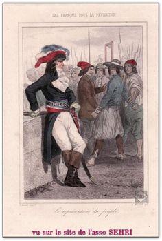 Représentant du peuple [Révolution]