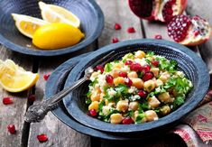 This Middle Eastern lentil salad will be one of your new favourite salad recipes. Lentils also offer protein, starchy carbohydrate and B vitamins. Best Vegan Recipes, Healthy Salad Recipes, Popular Recipes, Indian Food Recipes, Lentil Salad, Chickpea Salad, Quinoa, Mind Diet, Couscous Salat