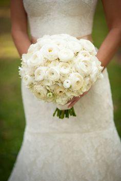 Classic Bridal Bouquet.