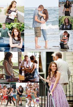 My favorite book, favorite movie, favorite romance.