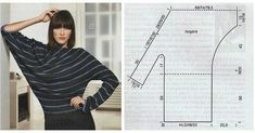 Sewing clothes how to make Ideas Diy Clothing, Clothing Patterns, Sewing Patterns, Fashion Sewing, Diy Fashion, Vetements Shoes, Mode Crochet, Sewing Blouses, Dress Making Patterns