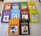 Diary of a Wimpy Kid - LOT 10 books - Jeff Kinney series
