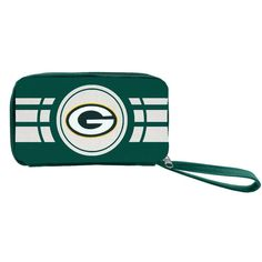 NFL Green Bay Packers Zip Wallet