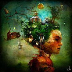 Surrealistische-digitale-illustraties-van-Alexander-Jansson-1