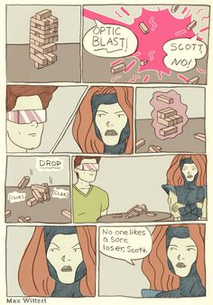 The Best Comics About Jean Grey And Cyclops' Slobby Domestic Life