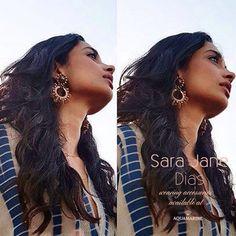 Sarah Jane Dias looks gogeous wearing beautiful accessories, available at Aquamarine. #aquamarine_jewellery #jewellery #accessories #celebstyle #sarahjanedias #celebfashion #bollywoodstyle #celebpost #bollywood #bollywoodfashion #celebpic #stunning #style #fashion #colaba #lokhandwala #mumbai #aquamarinejewellery