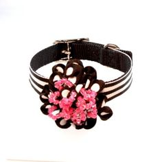 Couture Dog Collar