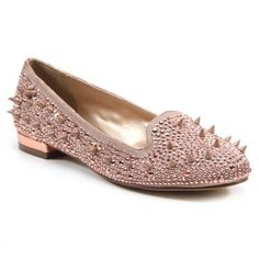OMG SHOES! / Femme Tastic Loafer  with spikes!!!! |2013 Fashion High Heels|
