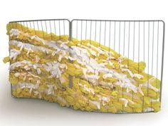 woven fencing idea
