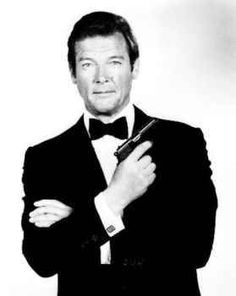 Roger Moore- bond #3. the Bond of the 70's & early 80's