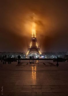 Beautiful Eiffel Tower, Paris