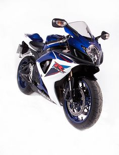 Back to the friendly folks at Suzuki to ride the GSXR 600 again. Loved the bike
