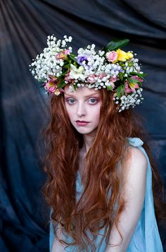 Pre-Raphaelite sister
