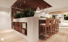 Aranżacje wnętrz - Kuchnia: Duża kuchnia, styl rustykalny - Agata Hann Architektura Wnętrz. Przeglądaj, dodawaj i zapisuj najlepsze zdjęcia, pomysły i inspiracje designerskie. W bazie mamy już prawie milion fotografii!
