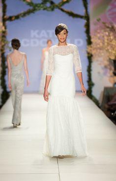 Rhett Gown // Kate McDonald Spring Bridal Show // Charleston Fashion Week 2015 // Photography by Wedding Headline