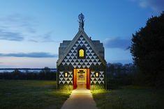 Эксцентричный дом от художника Грейсона Перри