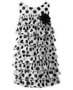 My Michelle Lace Dress Girls 7 16 Jcpenney Flower