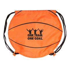 Basketball is here again!! These will make great handouts! Promotional GameTime Basketball Drawstring Backpack | Advertising Drawstring Backpacks | Customized Drawstring Backpacks