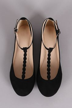 Shop Bamboo Suede Braided T-Strap Ballet Flat. This ballet flat features a round toe, braided t-strap, and ankle strap with buckle closure. Ballerinas Outfit, Ballet Flats Outfit, Lace Up Ballet Flats, Pretty Shoes, Cute Shoes, Me Too Shoes, Black Flats Shoes, Flat Shoes, Formal Shoes