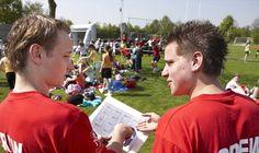 Overzicht van alle projecten Fontys Sporthogeschool op het gebied van sport en bewegen.
