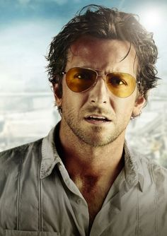 Bradley Cooper, as Phil Wenneck in The Hangover 2, wearing ...