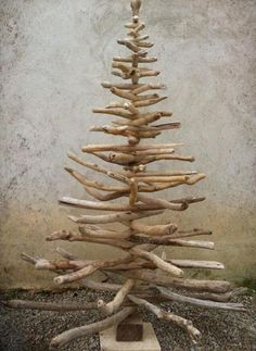 Creative DIY Christmas Tree Ideas -