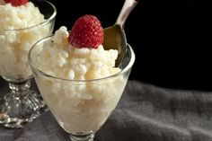 A classic easy rice pudding recipe, the ultimate comfort-food dessert.