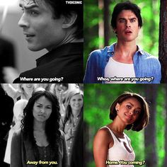 [1x22/6x05] their development :') LOVE their friendship ❤️❤️