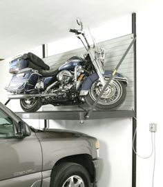 Storage In Garage- CLICK THE IMAGE for Lots of Garage Storage Ideas. #garage #garagestorage