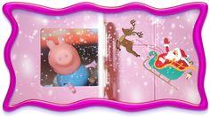 Свинка Пеппа  Джордж ждет Деда Мороза  Развивающий мультфильм для детей ...