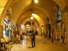 Israel - Gerusalemme - Cardo Maximus, Gerusalemme