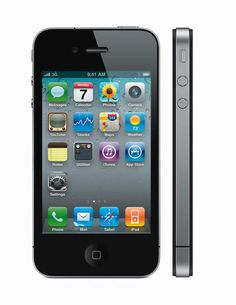 Apple iPhone 4 *** You can get additional details at the image link.-It is an affiliate link to Amazon.