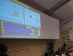 CERN scientists inexplicably present Higgs boson findings in Comic Sans    #CERN #Boson #Comic_Sans