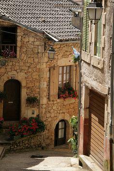 Aquitaine, Dordogne, Belvès