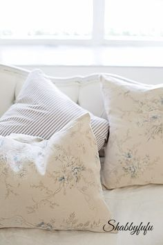 EASY and FAST Pillow Cover * Sewing 101