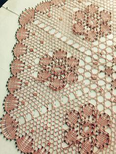 bobbin lace _Doily