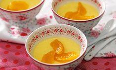 Mousse de clementinas é uma receita fácil e rápida de preparar, perfeita para um almoço ou jantar de Verão!