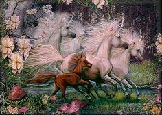 Dreams Of Unicorns by digitalwizard on DeviantArt