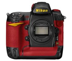 Nikon D3 Red Edition