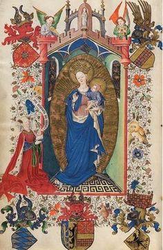 Le livre de prières le plus extravagant du Moyen Age