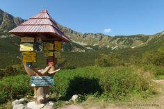 Belianske Tatras - mountain range in Slovakia Mountain Range, Trail, Hiking, Walks, Trekking, Hill Walking