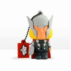 Thor - Chiavetta USB Marvel Tribe by Maikii Retail Division Pixar, All Cartoon Characters, Dc Comics, Rv Accessories, Thor, Hulk, Bowser, Captain America, Iron Man