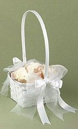 DIY Flower Girl Basket | DIY Budget Weddings