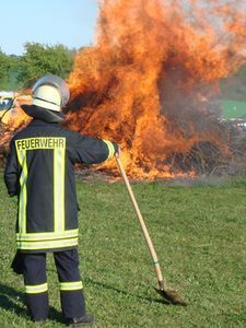 I like this idea the best... Creative Ideas for a Firefighter Kid's Birthday Party