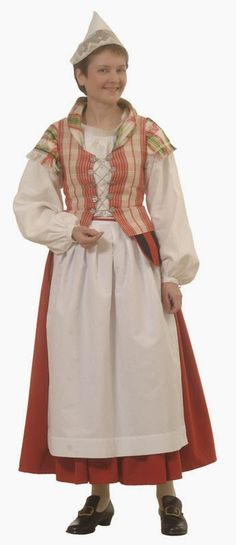 FolkCostume&Embroidery: Overview of the Folk Costumes of Europe, Finland Folk Costume, Different Patterns, Dance Costumes, Traditional Dresses, Europe, Embroidery, Clothes For Women, Collection, Outfits