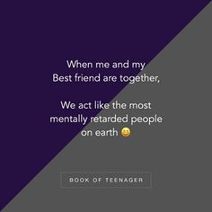 But we don't. So are we best friend??🤔 Besties Quotes, Best Friend Quotes, Parents Day Quotes, Teenage Love Quotes, Teenager Quotes About Life, Just Good Friends, Meant To Be Quotes, Real Friendship Quotes, Quotes For Book Lovers