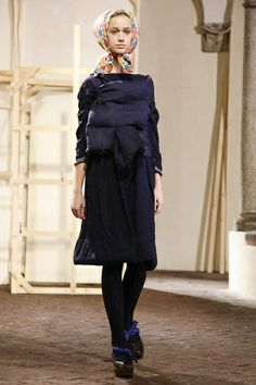 MADISON_ Daniela Gregis Ready To Wear Fall Winter 2014 Milan - NOWFASHION