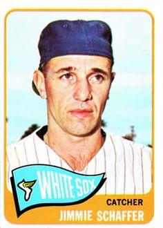 313 - Jimmie Schaffer - Chicago White Sox